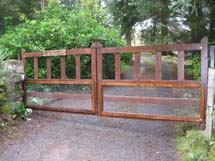 Gates by DGR Joinery
